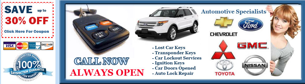 services auto locksmith